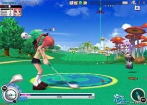 ゴルフゲーム